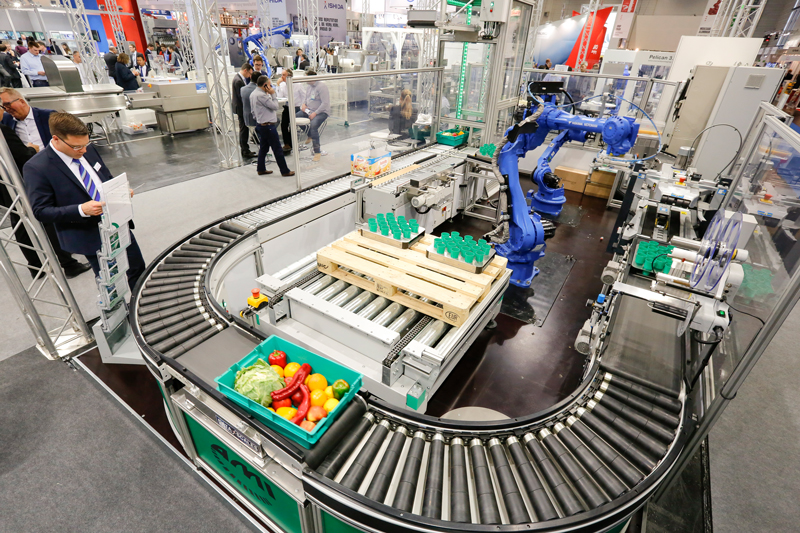 Cobots in Food Industry