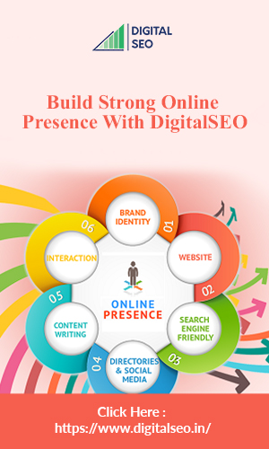 All the digital marketing techniques graphically represented to build strong online presence.