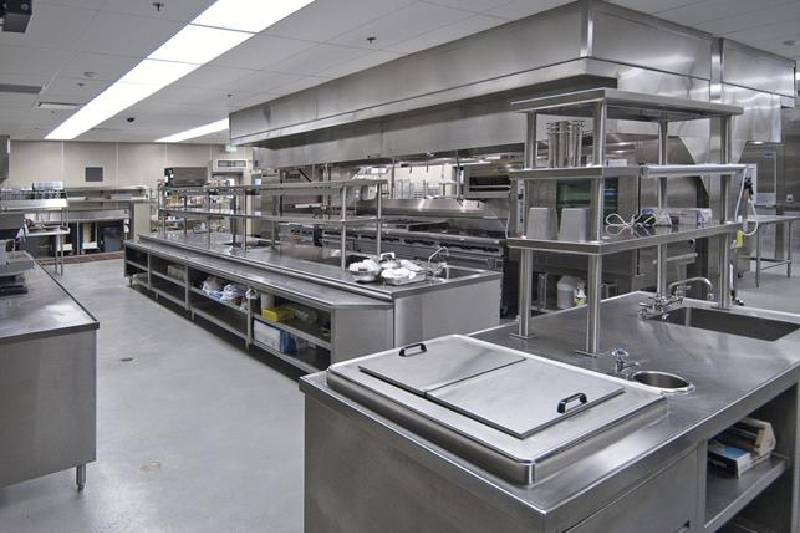 How to design an effective new kitchen for a new restaurant